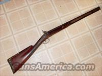 LEMAN INDIAN TRADE MUSKET HUDSON BAY  Antique (Pre-1899) Rifles - Perc. Misc.