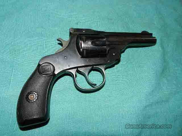 H&R .32 S&W BLUE REVOLVER  Guns > Pistols > Harrington & Richardson Pistols