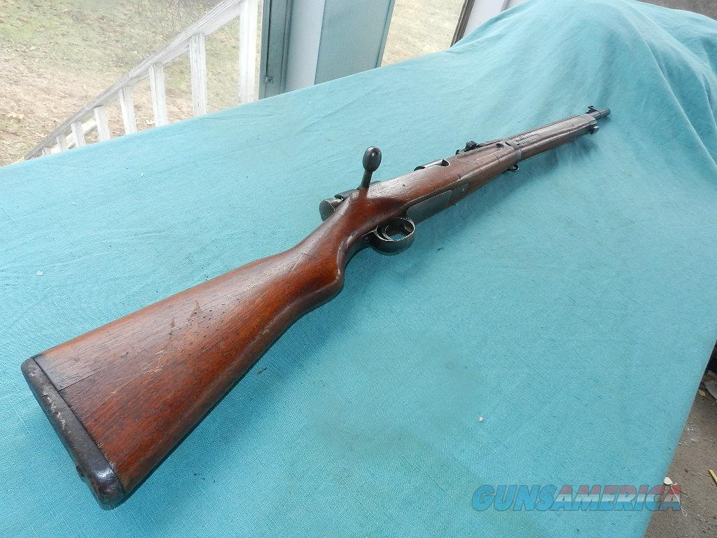 ARISAKA TYPE 38 CARBINE 6.5MM  Guns > Rifles > Military Misc. Rifles Non-US > Other
