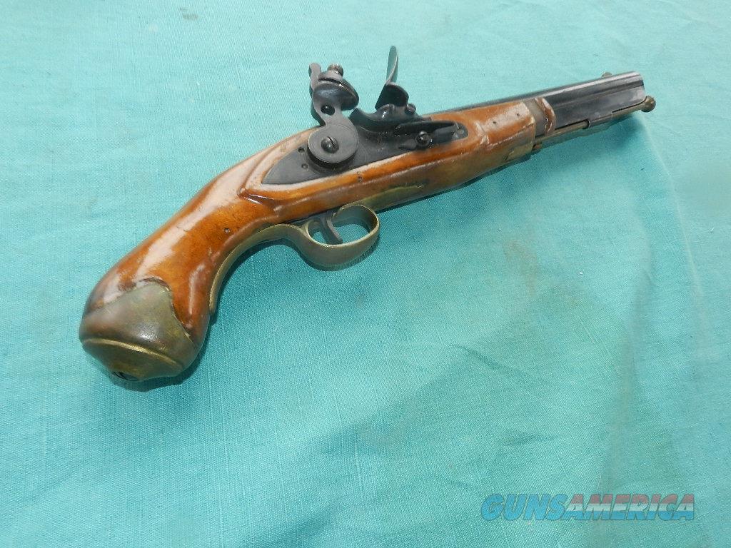 AMERICAN EAGLE .54 CAL FLINTLOCK PISTOL  Guns > Pistols > Muzzleloading Modern & Replica Pistols (flint)