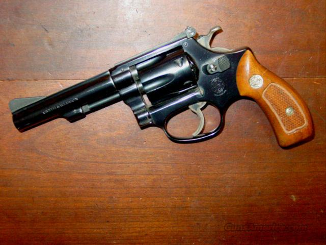 S&W 34-1 KIT GUN .22LR  Guns > Pistols > Smith & Wesson Revolvers > Pocket Pistols