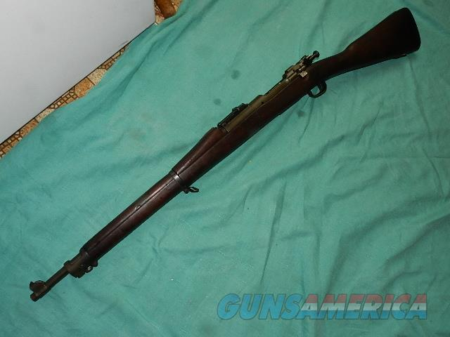 REMINGTON 1903 UP GRADED IN 1942  Guns > Rifles > Military Misc. Rifles US > 1903 Springfield/Variants