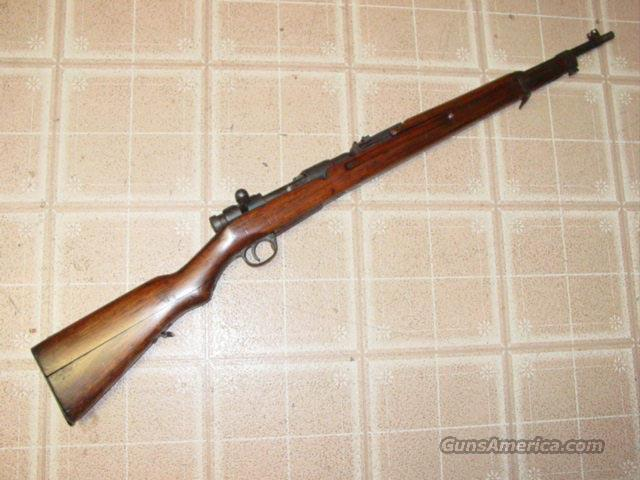 ARISAKA TYPE 38 MUM CAVALRY CARBINE  Guns > Rifles > Military Misc. Rifles Non-US > Other
