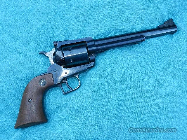 RUGER SUPER BLACKHAWK .44 MAG.  Guns > Pistols > Ruger Single Action Revolvers > Blackhawk Type