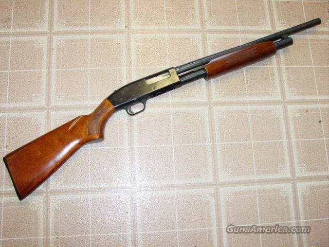 MOSSBERG 600AT RIOT SHOTGUN  Guns > Shotguns > Mossberg Shotguns > Pump > Tactical