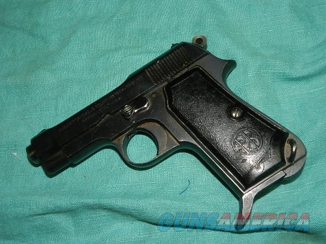 BERETTA 1934 .380 DATED 1941  Guns > Pistols > Beretta Pistols > Rare & Collectible