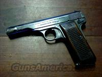 BROWNING FN 1922 NAZI PISTOL  Guns > Pistols > Browning Pistols > Other Autos