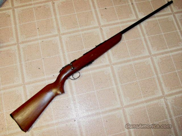 REMINGTON SCOREMASTER 511 BOLT .22LR  Guns > Rifles > Remington Rifles - Modern > .22 Rimfire Models