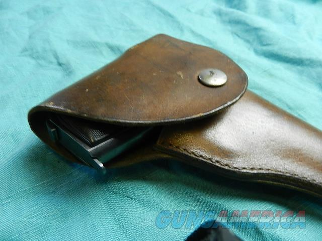 U.S. MILITARY COLT 1903 HAMMERLESS HOLSTER  Non-Guns > Holsters and Gunleather > Military