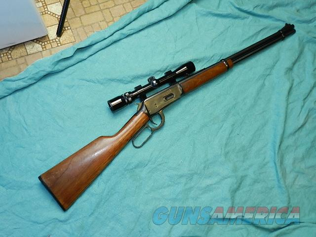 WINCHESTER 94 MADE IN 1974  Guns > Rifles > Winchester Rifles - Modern Lever > Model 94 > Post-64