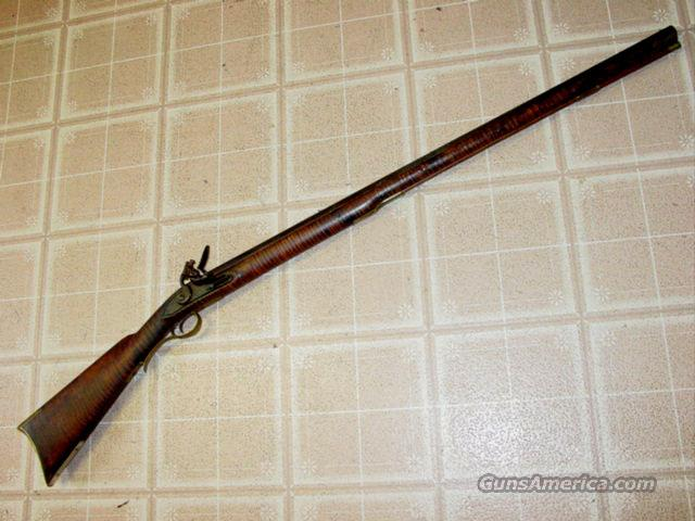 TIGER MAPLE KETLAND FLINTLOCK TRADE MUSKET  Guns > Rifles > Muzzleloading Pre-1899 Rifles (flint)