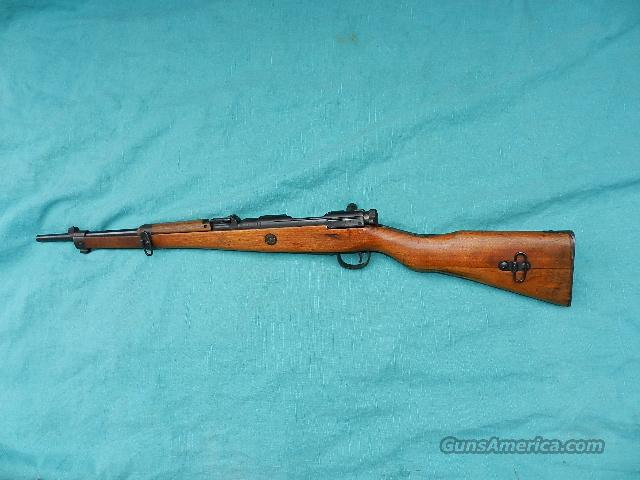 ARISAKA TYPE 38 CARBINE  Guns > Rifles > Military Misc. Rifles Non-US > Other