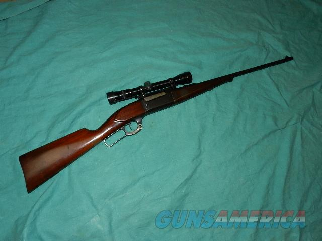 SAVAGE MODEL 99-F TAKEDOWN .30-30  Guns > Rifles > Savage Rifles > Model 95/99 Family