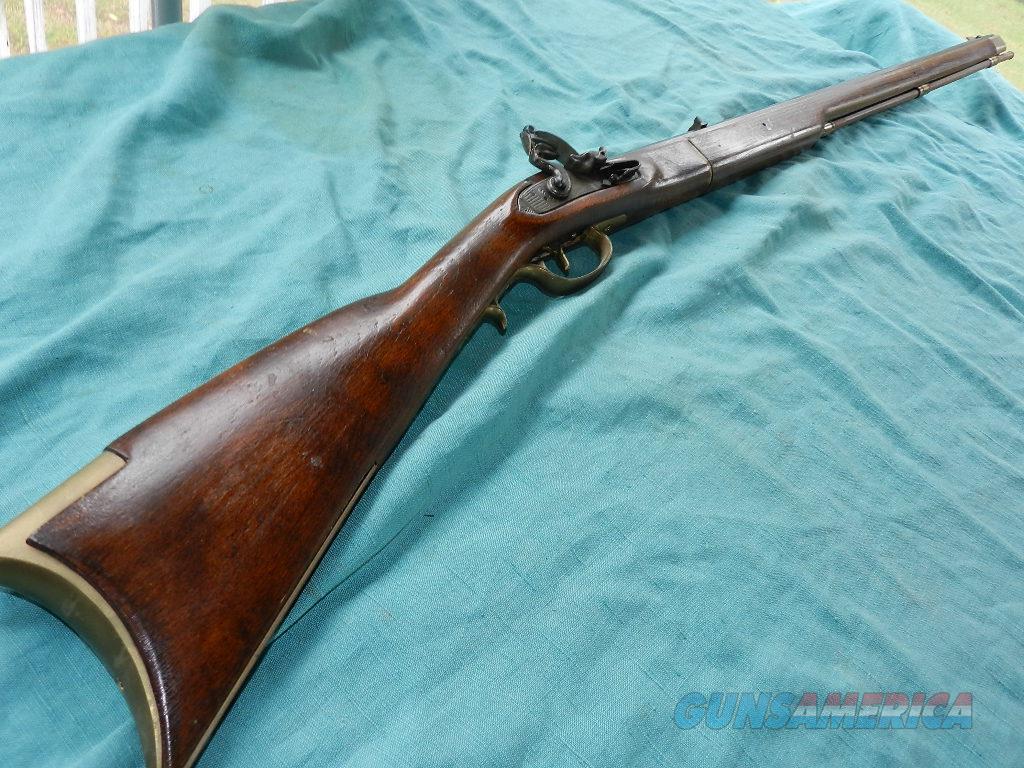CVA FLINTLOCK .45 CALIBER RIFLE  Guns > Rifles > Connecticut  Valley Arms (CVA) Rifles > Traditional Muzzleloaders