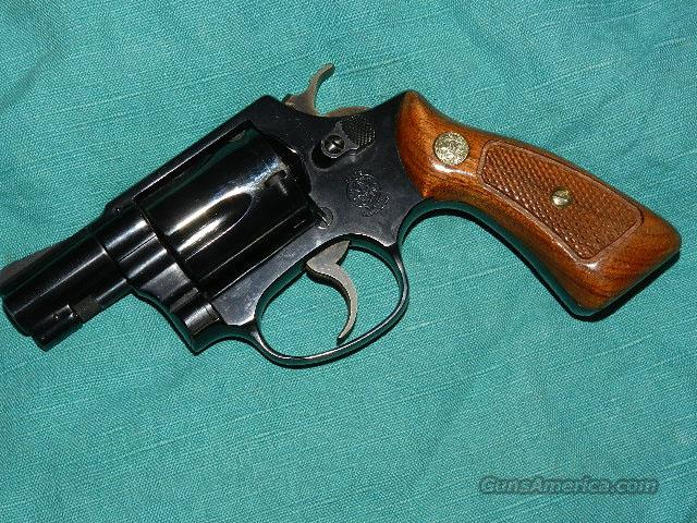 S&W MODEL 36 REVOLVER   Guns > Pistols > Smith & Wesson Revolvers > Pocket Pistols