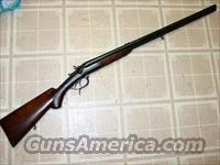 GERMAN PRE-WAR DRILLING 16GA  Drilling & Combo Shotgun Rifle Combos