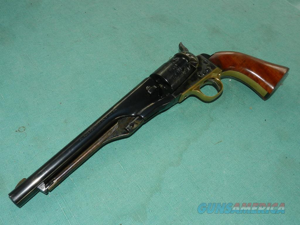 COLT 1860 ARMY REVOLVER NEW CABELAS  Guns > Pistols > Muzzleloading Modern & Replica Pistols (perc)