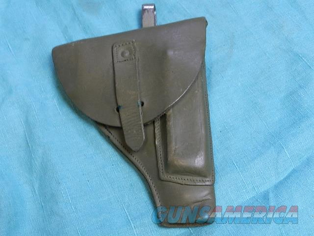 BERETTA 1934 AUTO WWII HOLSTER  Non-Guns > Holsters and Gunleather > Military