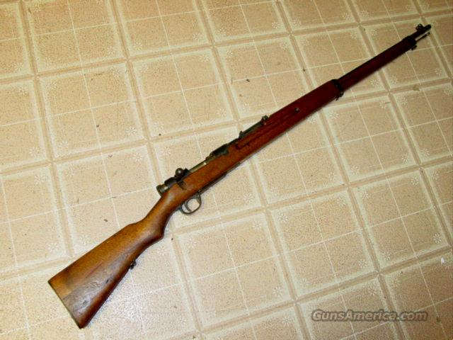 ARISAKA TYPE 99 LONG BARREL 7.7 MM  Guns > Rifles > Military Misc. Rifles Non-US > Other