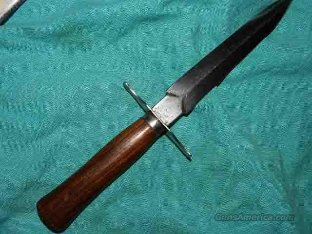 French Wwi S G Company Trench Knife For Sale