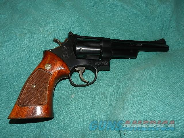S&W MODEL 28 PATROLMAN .357MAG  Guns > Pistols > Smith & Wesson Revolvers > Full Frame Revolver
