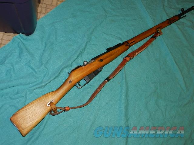 MOISIN NAGANT 1938 RIFLE WITH BAYONET  Guns > Rifles > Mosin-Nagant Rifles/Carbines