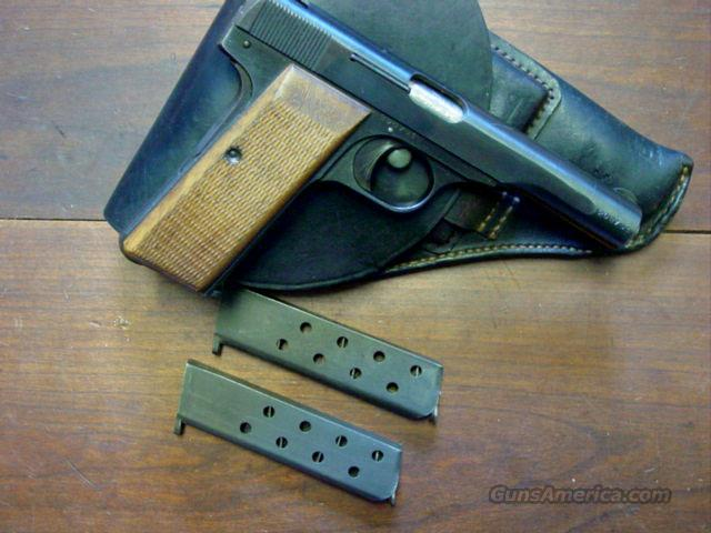 BROWNING 1922 NAZI PISTOL  Guns > Pistols > Browning Pistols > Other Autos