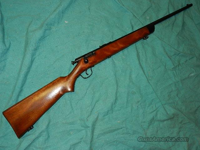 SAVAGE MODEL 15A BOLT ACTION.22  Guns > Rifles > Savage Rifles > Standard Bolt Action > Sporting