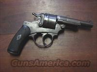 FRENCH MODEL 1873 REVOLVER  Military Misc. Pistols Non-US