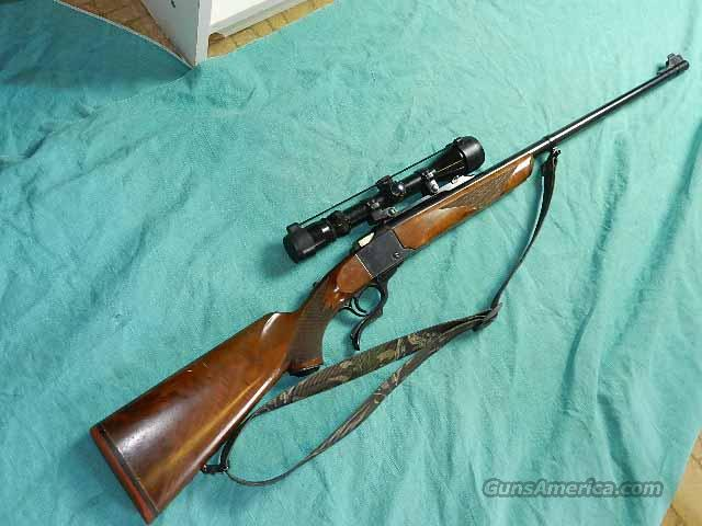 RUGER NO. 1 RIFLE IN 7MM REM MAG.  Guns > Rifles > Ruger Rifles > #1 Type