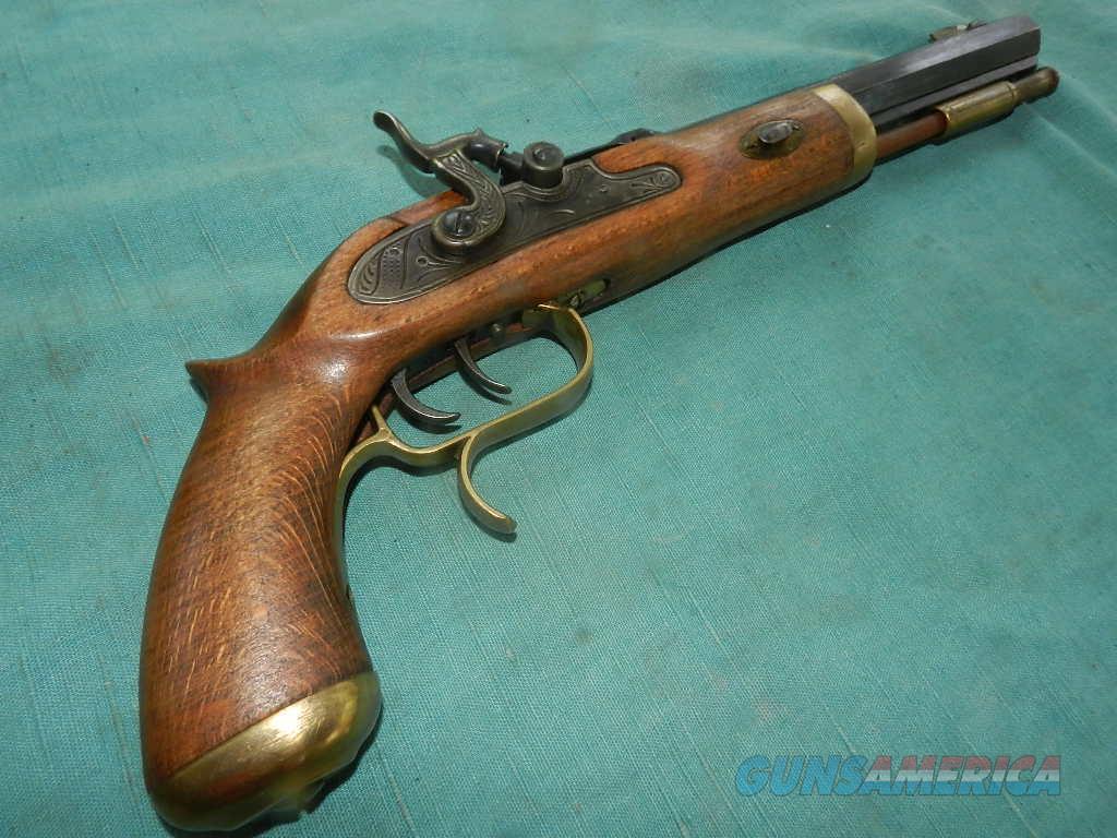 CVA TRAPPER TARGET .50CAL. PISTOL  Guns > Pistols > Connecticut  Valley Arms (CVA) Pistols
