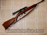 MARLIN 989M2 RIFLE  Guns > Rifles > Marlin Rifles > Modern > Semi-auto