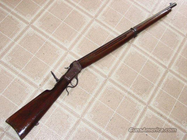 WINCHESTER WINDER MUSKET .22LR  Guns > Rifles > Winchester Rifles - Pre-1899 Bolt/Single Shot