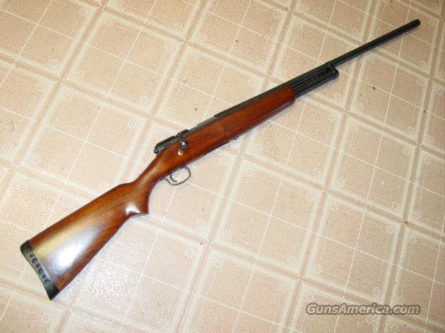 HIGH STANDARD 12 GA BOLT SHOTGUN  Guns > Shotguns > High Standard Shotguns
