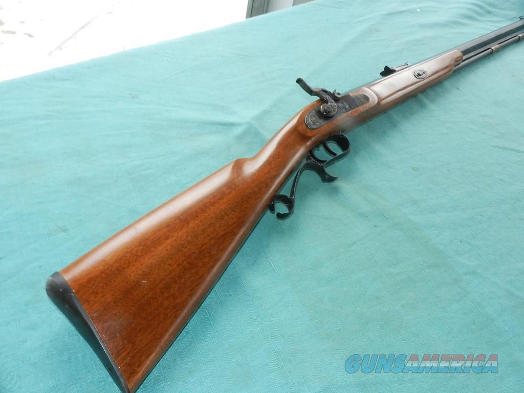 THOMPSON CENTER .45 CAL PERCUSSION RIFLE  Guns > Rifles > Thompson Center Muzzleloaders > Hawken Style