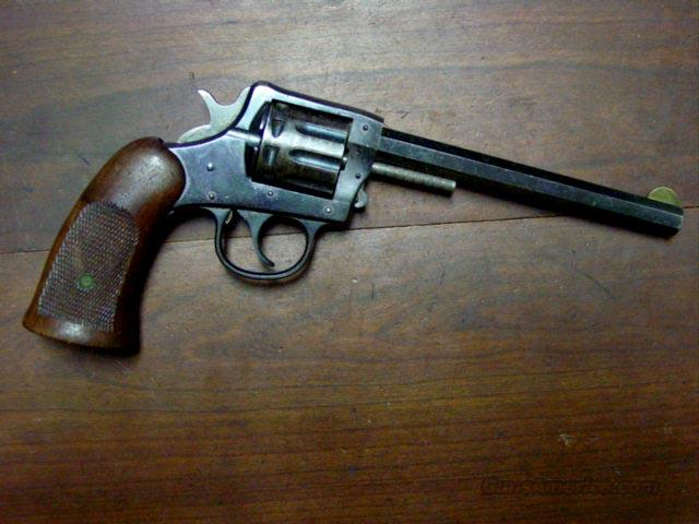 harrington richardson vintage 22 pistol