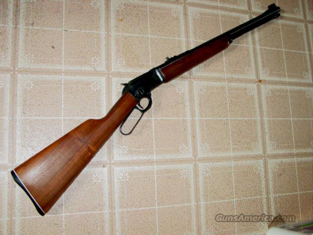 MARLIN MODEL 39A LEVER ACTION RIFLE  Guns > Rifles > Marlin Rifles > Modern > Lever Action