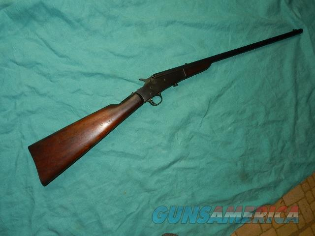 REMINGTON VINTAGE MODEL NO. 6 .22LR  Guns > Rifles > Remington Rifles - Modern > .22 Rimfire Models