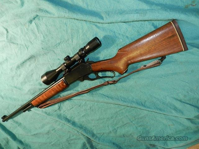 MARLIN 1895 LEVER 45-70  Guns > Rifles > Marlin Rifles > Modern > Lever Action