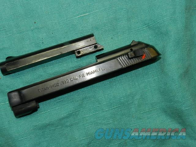 FIE TITAN MODEL 380 SLIDE AND BARREL  Non-Guns > Gun Parts > Misc > Pistols