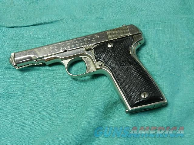 FRENCH MAB .32 ACP WWII PISTOL  Guns > Pistols > Military Misc. Pistols Non-US