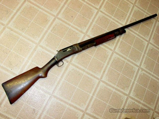 WINCHESTER TAKE DOWN 1897 12 GA. SHOTGUN  Guns > Shotguns > Winchester Shotguns - Modern > Pump Action > Defense/Tactical