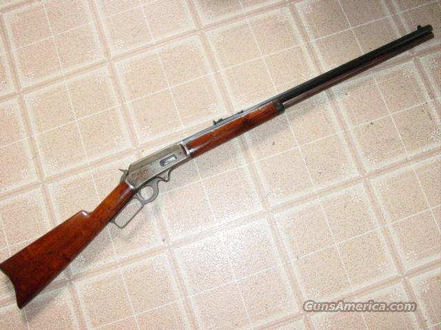 MARLIN 1893 OCTAGONAL  .38-55 RIFLE  Guns > Rifles > Marlin Rifles > Modern > Lever Action
