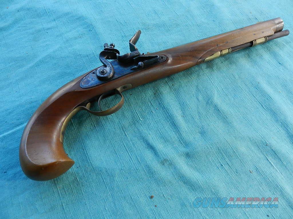 PEDERSOLI KENTUCKY FLINTLOCK 45 CAL PISTOL  Guns > Pistols > Muzzleloading Modern & Replica Pistols (flint)
