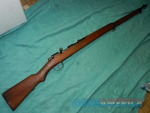 CARCANO JAPANESE ARISKA NAVAL RIFLE 6.5MM   Guns > Rifles > Military Misc. Rifles Non-US > Other