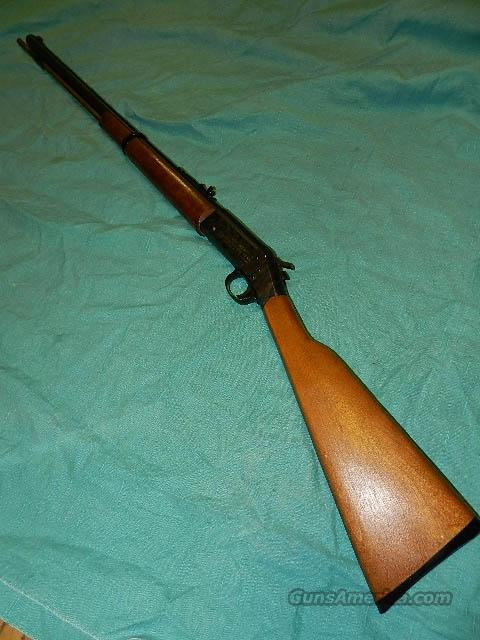 H&R HUNTSMAN 58 B.P. RIFLE  Guns > Rifles > Harrington & Richardson Rifles