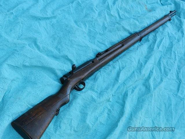 ARISAKA TYPE 38 LONG RIFLE DUST COVER  Guns > Rifles > Military Misc. Rifles Non-US > Other
