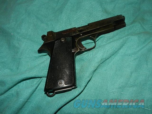FRENCH WWII MAC 1935 PISTOL.32 CAL.  Guns > Pistols > Military Misc. Pistols Non-US