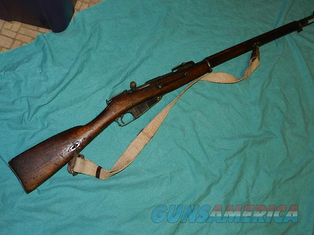 MOISIN NAGANT  IMPERIAL 1891 RIFLE  Guns > Rifles > Military Misc. Rifles Non-US > Other