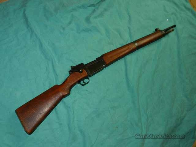 FRENCH MAS 1936 BOLT ACTION  Guns > Rifles > Military Misc. Rifles Non-US > FrenchMAS